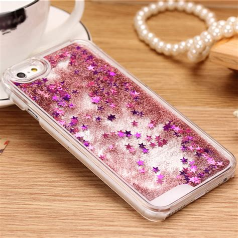Iphone 5 Iphone 5s Shining Glitters Soft Pinkwhite for iphone 5 5s stylish dynamic glitter bling cover ebay