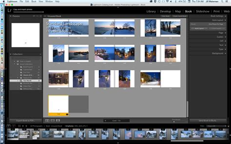book layout lightroom how to make a photo book with the adobe lightroom book