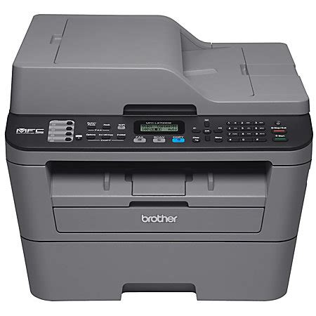Printer L2540dw wireless laser all in one printer scanner copier fax mfc l2700dw by office depot officemax