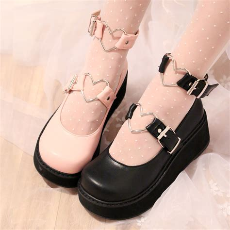 harajuku shoes japanese kawaii harajuku platform shoes 183 fashion