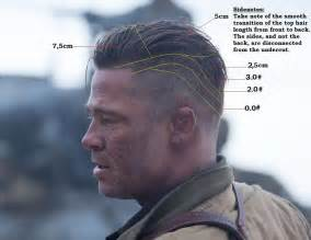 army haircut fury 9 best images about fury haircut on pinterest brad pitt
