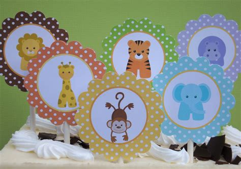 Zoo Animal Baby Shower by Zoo Animal Baby Shower Decorations Best Baby Decoration