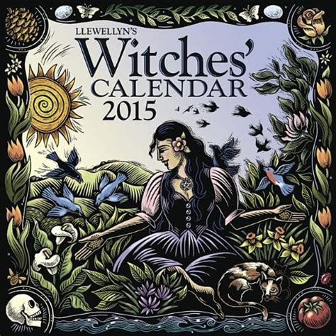 Wiccan Calendar Witches And Wicca Calendars Date Books Day Planners And