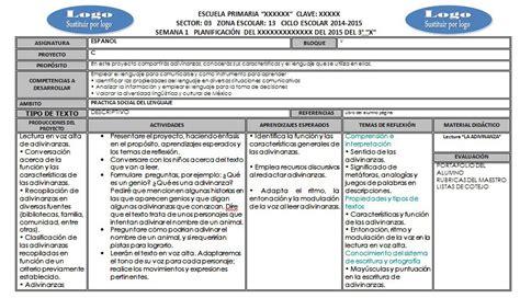programa de tercer grado de primaria 2015 pdf rentmexru descargar planeaciones para primaria 2014 2015 bimestre 1