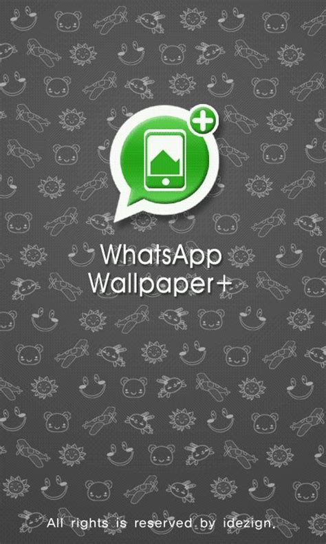 wallpaper whatsapp android whatsapp wallpapers for android tattoo design bild