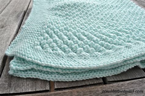 easy baby blanket knit easy knitting patterns popcorn baby blanket peace but