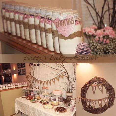 Deer Themed Baby Shower rustic baby shower deer theme country pink deer
