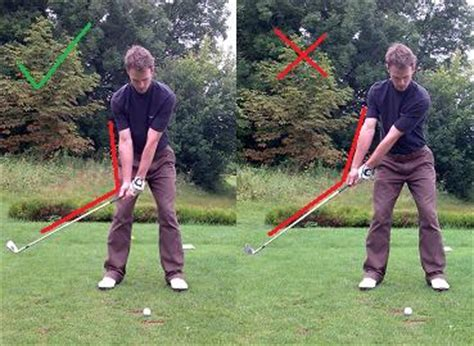 golf swing takeaway wrists set wrists early or let them set nearer the top of the