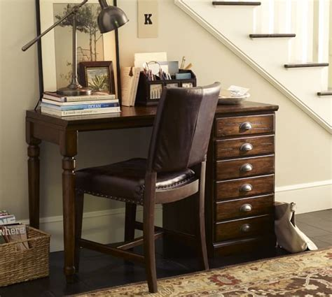 Small Printer Desk Printer S Small Desk Set Pottery Barn