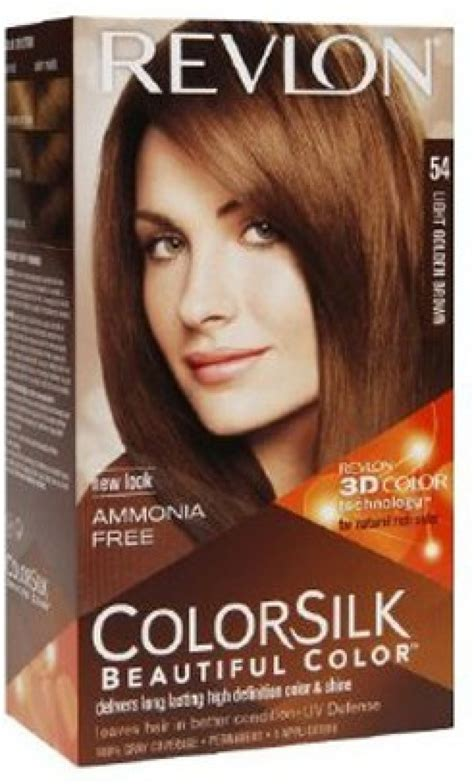 revlon hair color reviews revlon colorsilk with 3d technology hair color price in