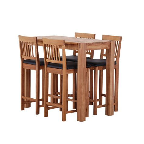 glasswells royale breakfast table and 4 breakfast stools dining table chair sets glasswells