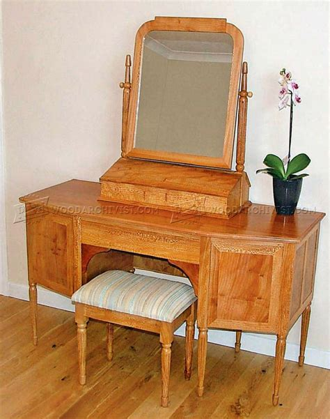 vanity table plans woodworking woodworking plans vanity table fantastic gray