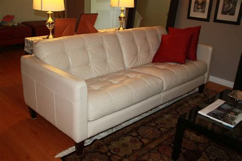 chateau dax couches chateau d ax milan leather sofa in lake county highland