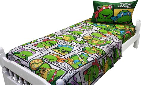 ninja turtle twin bed tmnt teenage mutant ninja turtles twin bed sheets 3pc