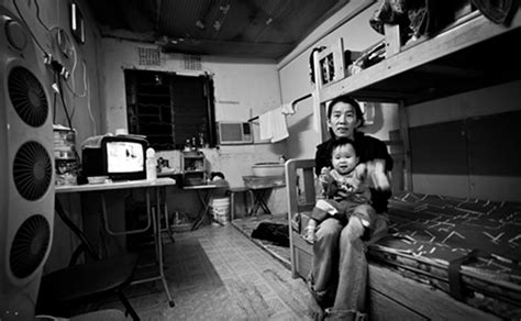 hong kong micro apartment by photo exhibit on micro apartments in hong kong exposes