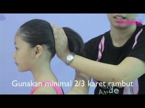 tutorial make up anak sma various daily tutorial sanggul modern indonesia sanggul modern
