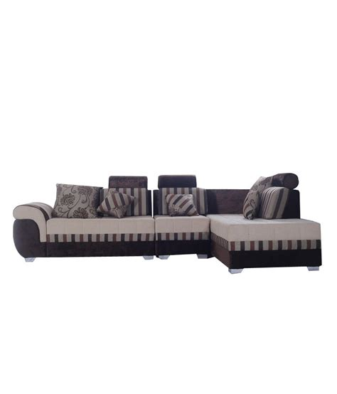 kurlon sofa set price kurlon blackberry l shape sofa available at snapdeal for
