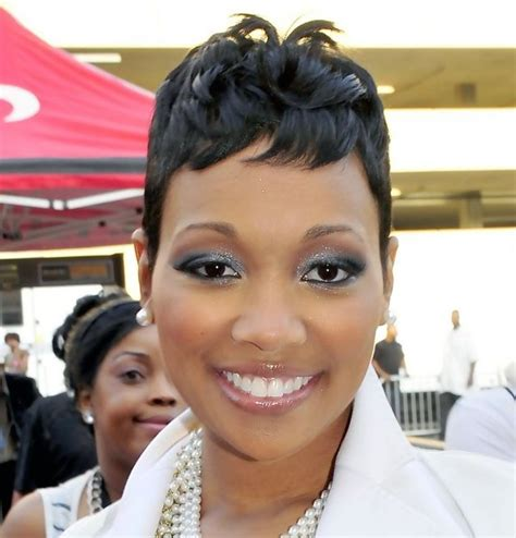 50 African American Short Black Hairstyles / Haircuts for