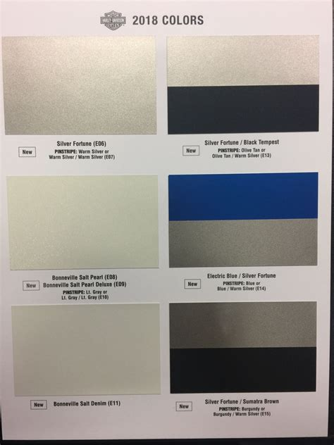 new colors 2018 limited new colors harley davidson forums