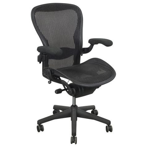 aeron miller chair sizes herman miller aeron used size c task chair carbon