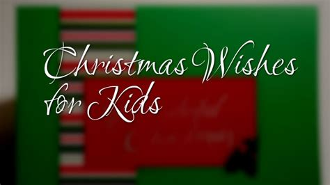 write  christmas cards  kids holidappy
