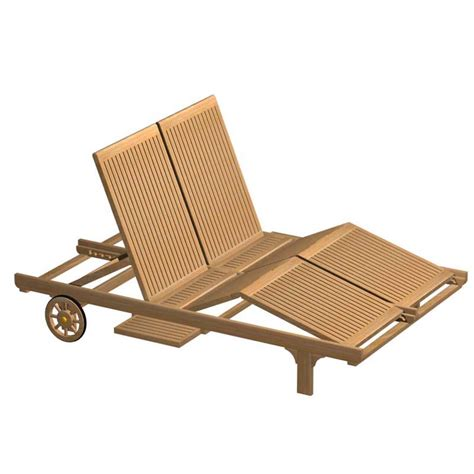 teak double chaise lounge furniture gt outdoor furniture gt chaise gt teak outdoor