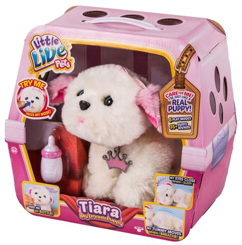live pets my puppy tiara big on innovation live pets tiara my puppy big on innovation