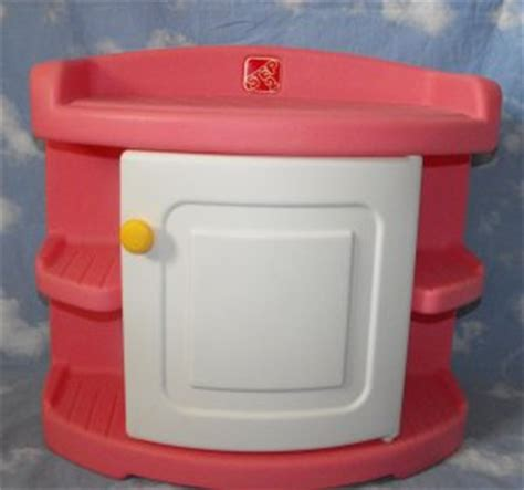 Sold Step 2 Doll Nursery Changing Table Like Little Tikes Tikes Changing Table