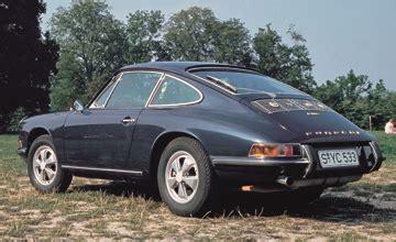 Porsche 911 Modellhistorie by Historie Fuchsfelge