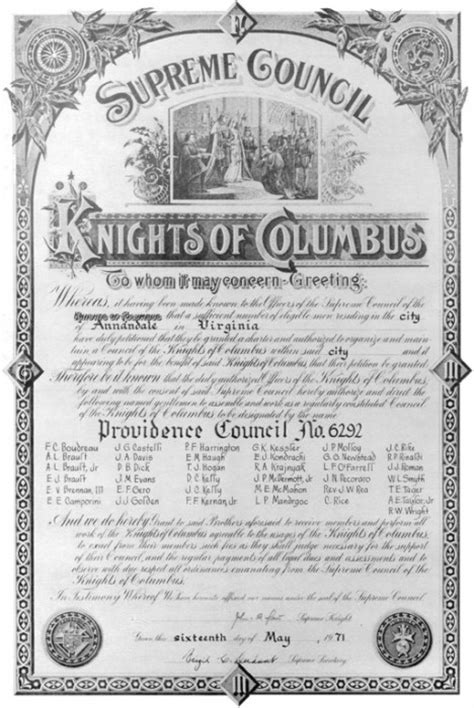 Knights Of Columbus Web Template Pictures To Pin On Pinterest Thepinsta Knights Of Columbus Bylaws Template