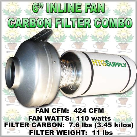 air purifier and fan combo inline air filter hydroponic grow light system arsenic