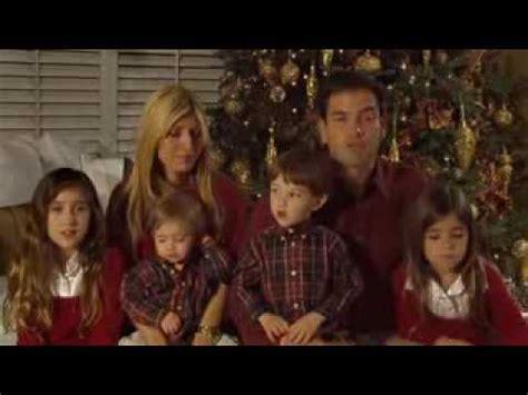 rubio family christmas video youtube