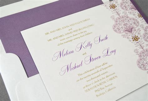 Wedding Invitation Printing Options by Paper Makes Options For Printing Wedding Invitations