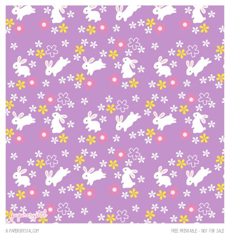 Origami Printable Paper - free coloring pages bunny rabbits pattern 10 free