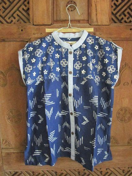 Kemeja Standart 001 17 best images about batik indonesia fever on lace cotton shirts and peplum blouse