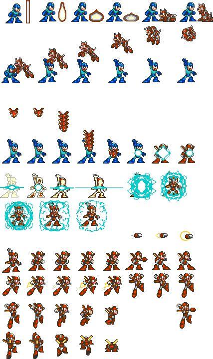Kaos Seven 8bit Megaman 2 rockman