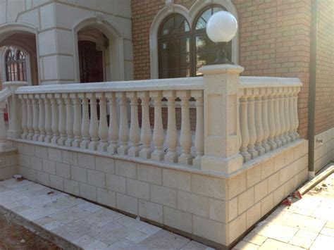 Concrete Balustrade   Porch Railings, Stair Railings