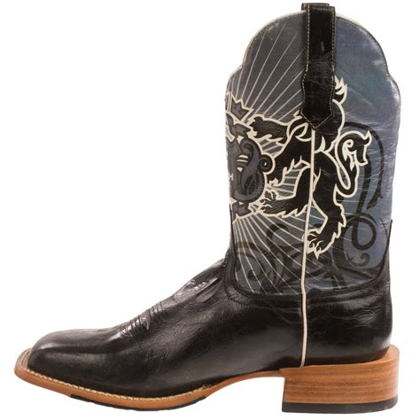 cinch boots mens cinch honorable cowboy boots for save 70
