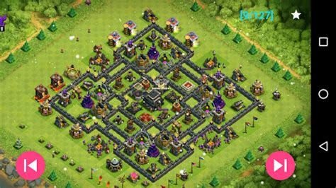 coc map layout apk download maps of coc th9 for pc