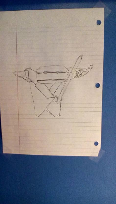 Origami Yoda Book 1 - my b drawing of the cover yoda origami yoda