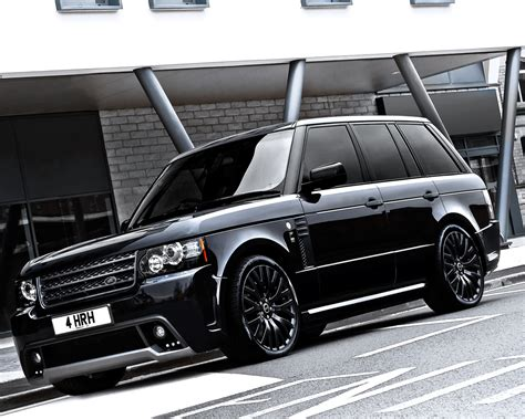 land rover kahn 2012 kahn range rover westminster black label edition