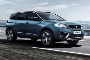 Newest Peugeot Same Name Different New Peugeot 5008 Unveiled