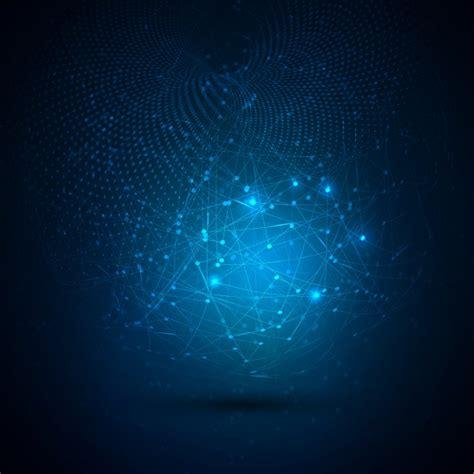 imagenes gratis tecnologia fondo abstracto de tecnolog 237 a global con puntos que