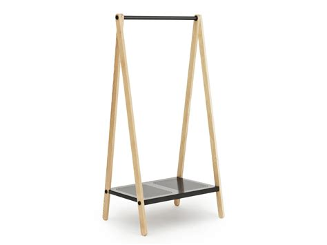design clothes rack buy the normann copenhagen toj clothes rack grey at nest co uk