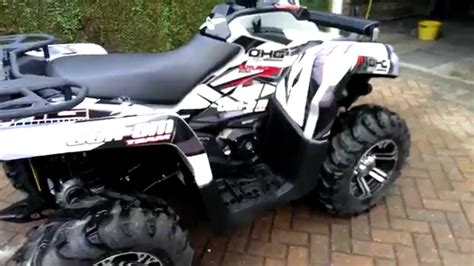 Can L by Canam Outlander 500l