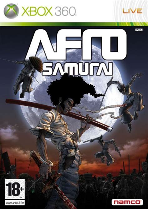 Afro Samurai Xbox360 Rghjtag afro samurai xbox 360 rgh espa 241 ol mega por mega