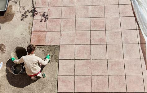 terrasse carrelage le carrelage pour terrasse toutes les infos pour le choisir
