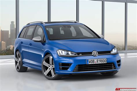 golf r volkswagen official 2015 volkswagen golf r variant gtspirit