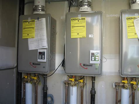 Which Is Better Gas Or Electric On Demand Water Heater - tankless water heater repair installation seattle