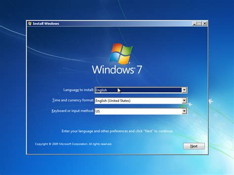 tutorial instal os windows 7 computer tutorials lesson on how to install windows 7